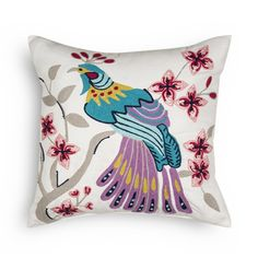 Food, Home, Clothing & General Merchandise available online! Scatter Cushions, Throw Pillows, Spring Design, Peacock, Bedrooms, Spring Summer, Cover, Collection, Toss Pillows