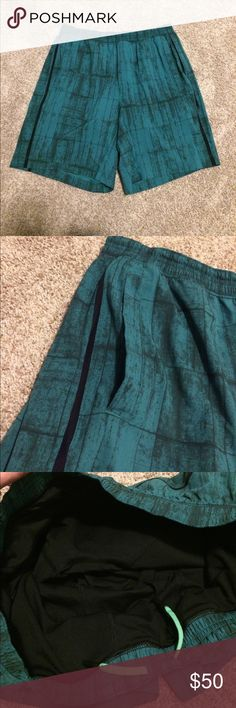Lululemon men's shorts SALE!! Great condition! Lululemon men's pacebreaker shorts with Pockets. No trades! lululemon athletica Shorts