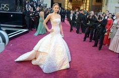 Alfombra roja de los Oscar 2013