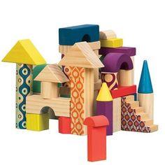 (NATALIE) B. Wood U Build It (Architectural Blocks)