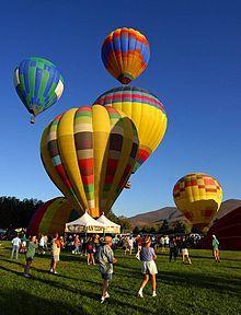 Hot air balloon festival - Wikipedia, the free encyclopedia