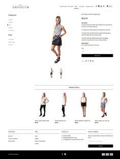 Miss Emporium - Women's online clothing store - Shopify Expert Women Clothing Stores Online, News Online, Store Design, Best Friends, Marketing, Shopping, Beat Friends, Bestfriends, Design Shop