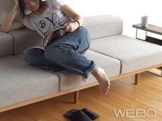ニール Neil Original Sofa (day bed sofa) / WEBO