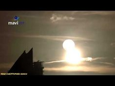 Nibiru ! Planet X now visible in London UK 2/10/2018