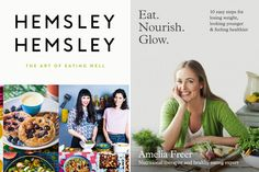 10 best healthy eating cookbooks     A new slew of #cookbooks is making healthy eating seem almost appealing with delicious #vegetarian and #vegan recipes that you won't believe are good for you. Kate Lough picks the ten best  The Art of Eating Well, by Hemsley and Hemsley