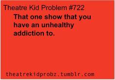 theatre kid problems   Tumblr