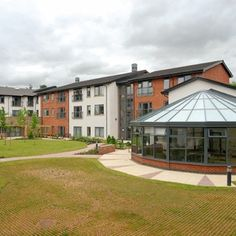 Architectural aluminium systems company Metal Technology has supplied its window products to a 101 apartment retirement village in Worcester Road, Malvern. Construction News, Social Housing, Worcester, Retirement, Windows, Technology, Mansions, Park, Architecture