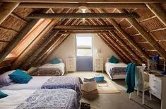 Image result for zula house paternoster Thatched House, Thatched Roof, Wedding Venues Beach, Dormitory, Outdoor Furniture, Outdoor Decor, Game Room, Bunk Beds, Beach House