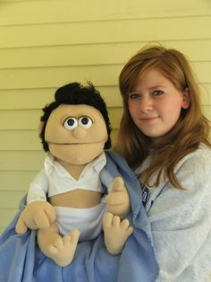 Baby Elvis by PJs Puppets