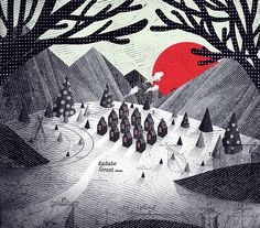 The Disobedient Stone on Behance