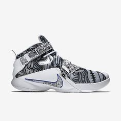 Nike Zoom LeBron Soldier 9 LE Men's Basketball Shoe