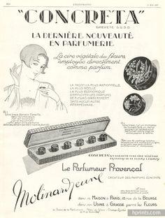 Molinard 1927 Concreta