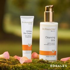 Your Beauty RX: Dr. Hauschka unparalleled biodynamic skin care and cosmetics | www.rodales.com