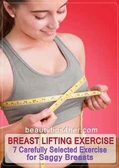 Chest Workout: 7 Moves to Perk Up Your Boobs – Breast Lifting Exercises | Beauty and MakeUp Tips