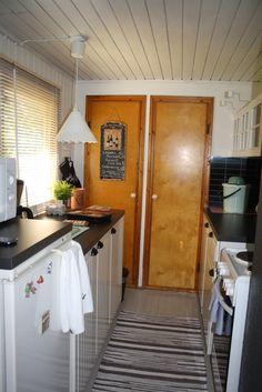 uudistettu mökki keittiö / new gottage kitchen