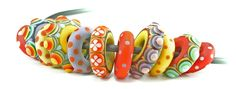 Patchwork Beads Archives - Mangobeads Lampwork Art Glass Beads, Tuition and Bead Making Supplies