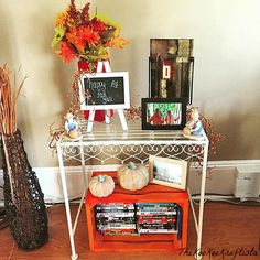 The Koo Koo Kraftista: Fall Tour of My Home (Part 1) Including 3 FREE Printables!