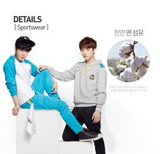 Lay & Kyung Soo | EXO for Ivy Club