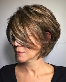 Short Haircuts. From bobs to pixie cuts, short styles on a base of shorter choppy hair cuts result in playful eye-catching very low-maintenance designs. Get smart and practical styling solutions, sensational hair style ideas, and these most popular short haircuts to inspire the next hair style. 19630516 Short Hairstyles For Women