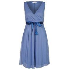 Kleid mit Schleife - Even