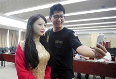 cameliapr: Jia Jia, una androide muy realista y atractiva
