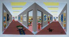John Wilson Art - Interactive Deception