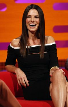 Sandra Bullock @ The Graham Norton Show in London | June 28, 2013