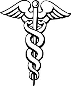 Herald, Medicine, Pharmacy, Doctor, Snake, Wings