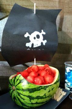 Piraten Party - New Deko Sites Frozen Themed Food, Frozen Themed Birthday Party, Disney Frozen Birthday, Pirate Birthday, Frozen Party, Birthday Parties, Pirate Party Decorations, 50th Birthday Party Decorations, Birthday Ideas