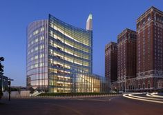 Project - United States Courthouse Buffalo - Architizer