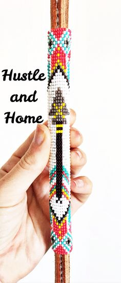Beaded Over Under by Hustle and Home