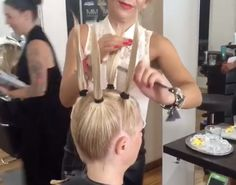 This Crazy Way To Cut Hair Is Truly Something You Need To See To Believe