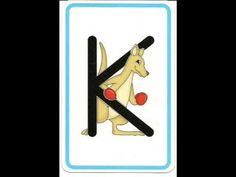 zoo phonics uppercase letters/Dr Jean - YouTube