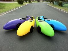 rotovelo velomobile by tresled.com.au