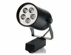 SENKO RY-055 5-LED 100LM/W 6000-6500K White Light Track Light (Black) by QLPD. $77.88. This track light is made of 5 super bright and long life span LED bulbs. It gives out white light.