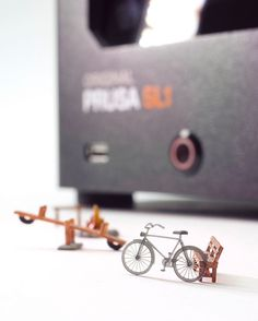 Tiny bike by Prusa Research #prusasl1