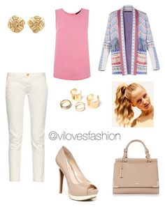 """Sin título #617"" by viviana-auricchio-g on Polyvore"