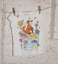 Detské oblečenie - foxy babá - 7211010_