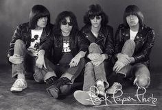 The Ramones by Adrian Boot #ramones #ramone
