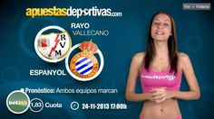 El primero de los vídeos de esta semana del videoblog de pronósticos de ApuestasDeportivas recomienda apostar en el duelo Rayo Vallecano vs. Espanyol. #ligaBBVA
