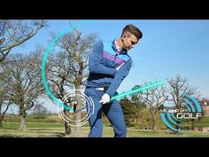 BACK SWING TIP FOR LONGER STRAIGHTER IRONS SHOTS - YouTube