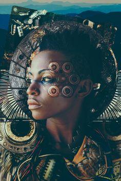 FEATURE: Art & Innovation - Visual Artist, Tahir Carl Karmali – AFROPUNK