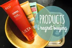 Hey There Ray: Products I Regret Buying