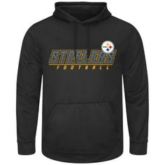 Big & Tall Majestic Pittsburgh Steelers Punt Return Synthetic Fleece Hoodie $64.00