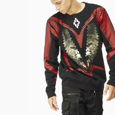 Marcelo Burlon County of Milan Los Alerces sweatshirt from FW2015 collection  Shop online on Vrients.com