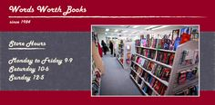 wordsworth bookstore waterloo ontario