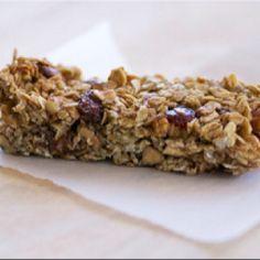 Gluten free energy bar
