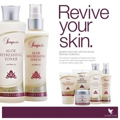 Have younger looking skin the aloe way!! For our full range of skin care products please visit my online shop or if you want some advice then please contact me as I am happy to help - Fiona x #antiageing #skincare #beauty #healthyskin #lovemyskin