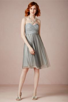 I think this is the color you were talking about... And this one is pretty Choreography Dress from BHLDN