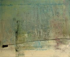 Samantha daSilva | A Fine Balance, 2010 acrylic & ink on canvas 24X36, ( 2010 The Forever Series)